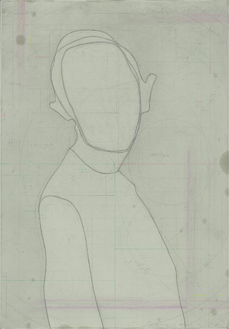 , 'Ohne Titel (Fritz),' 2004/2015, Galerie Thomas Schulte
