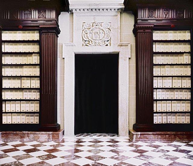 , 'Archivo General de Indias Sevilla V 2010,' 2010, Galerie Rüdiger Schöttle