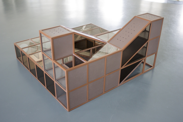 Adrian Wong, 'Telepathically Designed Bespoke Rabbit Warren No. 2', 2015, Carrie Secrist Gallery