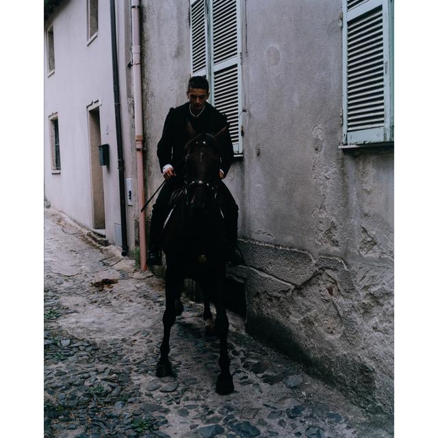 Patrick Faigenbaum, 'Avant le départ de l'Ardia de San Lussorio', August 2007, Photography, Cibachrome Print, PIASA