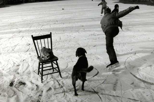 , 'The Skating Pond, Lambton County, Ontario, Canada,' 1992, Stephen Bulger Gallery