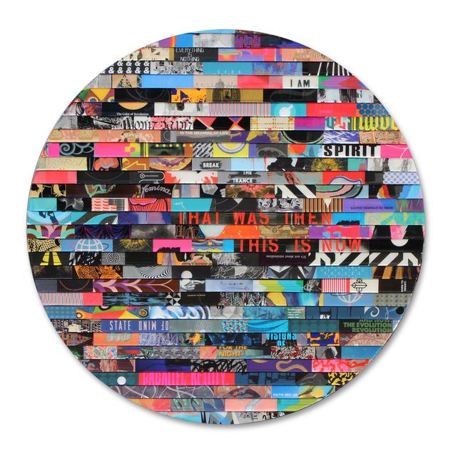 , 'Mindstream 28,' 2018, Galerie LeRoyer