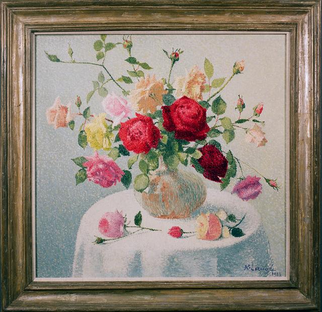 , 'Bouquet des fleurs,' 1913, Trinity House Paintings