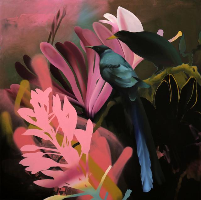 Manu Muñoz, 'Sunbirds', 2018, Blanca Soto Arte