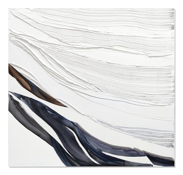 , 'White PF1,' 2018, Sundaram Tagore Gallery