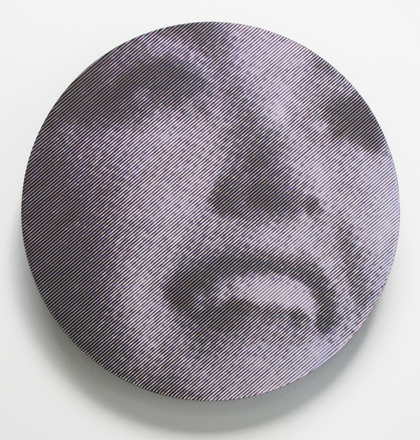 , 'Dark Grey Woman,' 2014, Wilding Cran Gallery