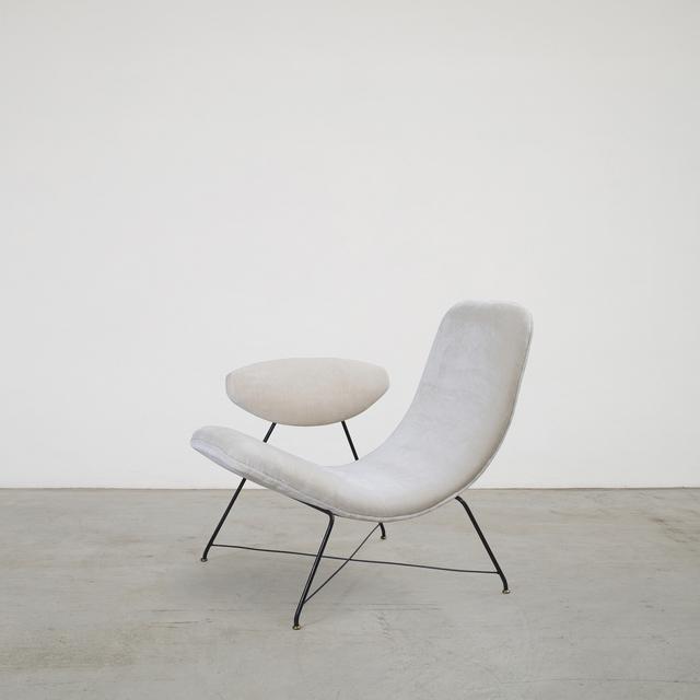 , 'Reversível armchair,' 1955, Nilufar Gallery