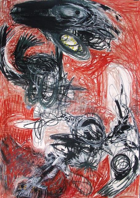 Parmis Sayous, 'Untitled', 2018, Galerie Claire Corcia