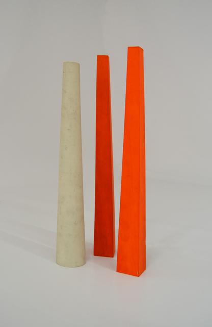 , 'Three Towers (Model),' 1963-1970, Galería La Caja Negra