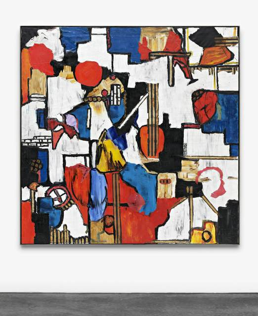 Dorothy Iannone, 'Starlight', 1962, Peres Projects