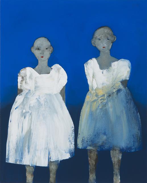 Marianne Kolb, 'Maya & Asha', 2019, Patricia Rovzar Gallery