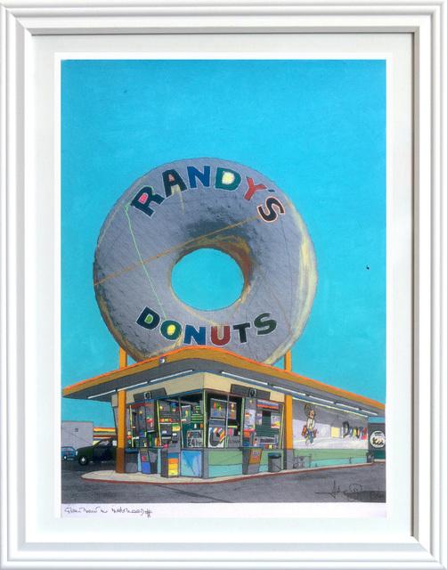 Fabio Coruzzi, 'Giant Donut in Inglewood #21', 2019, Artspace Warehouse