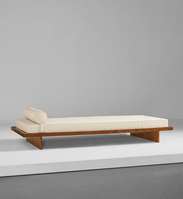 Joaquim Tenreiro, 'Rare daybed', 1960s, Phillips