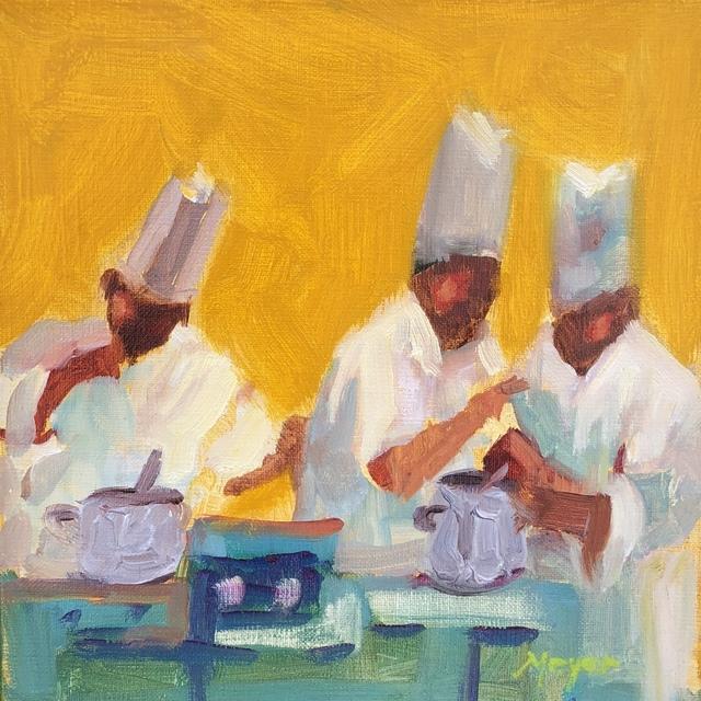 , 'Chop Chop!,' 2018, Meyer Vogl Gallery