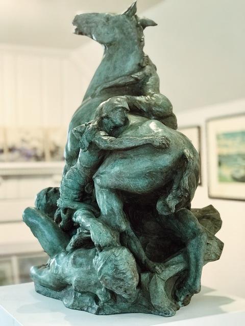 , 'Yoke,' , The White Gallery