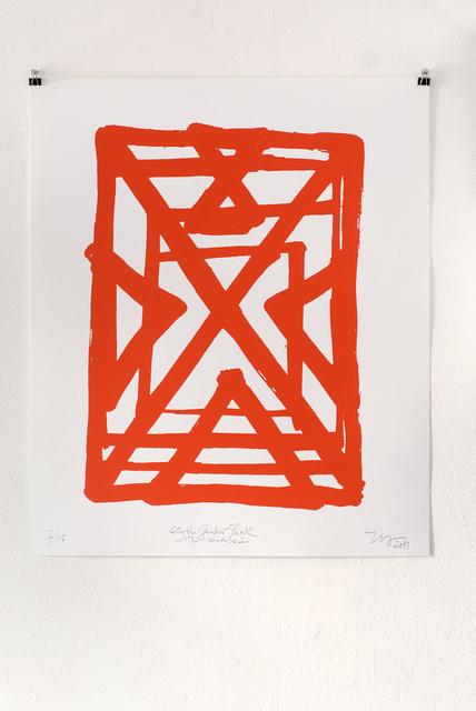 , 'Da série, Banheiro Publiko, Stilo 2,' 1982-2013, Baró Galeria