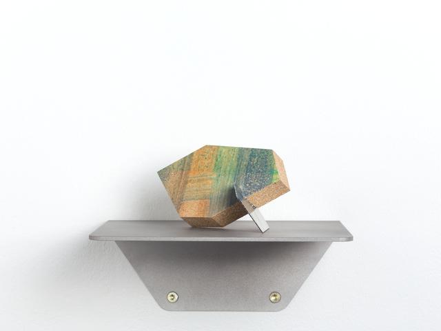 Richard Deacon, 'Flash, Bang, Wallop 7', 2018, Galerie Thomas Schulte