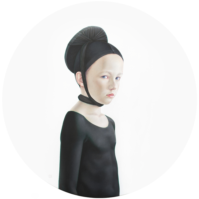 , 'Jorge vestido de negro,' 2014, Victor Lope Arte Contemporaneo