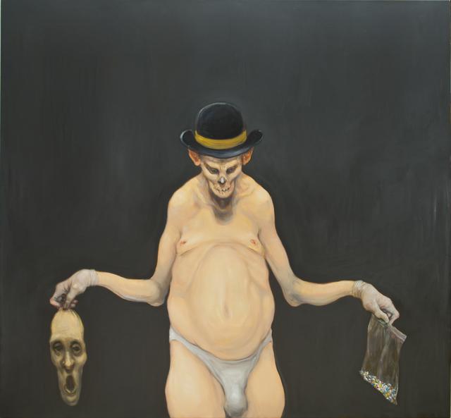, 'Western Eyed Performance,' 2016, Galleri Franz Pedersen