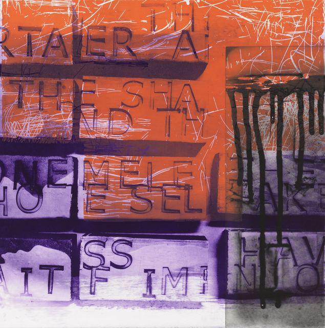 , 'Texture vii ,' 2016, Paul Stolper Gallery