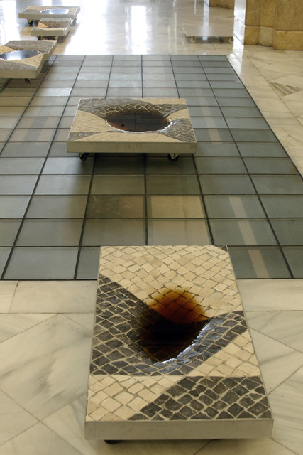 , 'Migración de las plantas,' 2014, Instituto de Visión