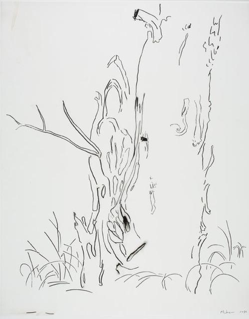 , 'Landscape 05 (Ucross),' 2016, Elizabeth Leach Gallery