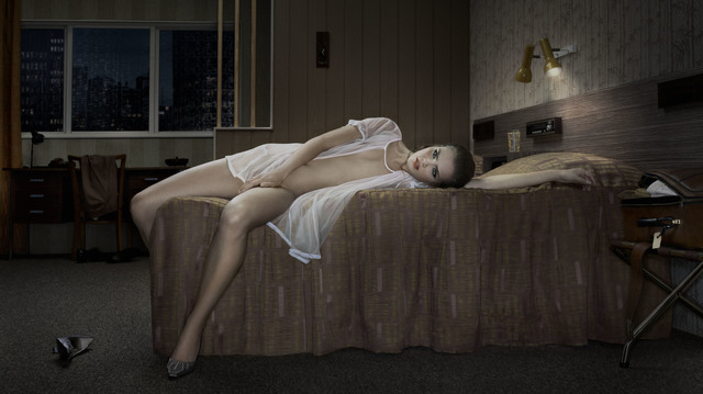 , 'Kyoto Room 211, Hotel series,' 2010, MD Gallery