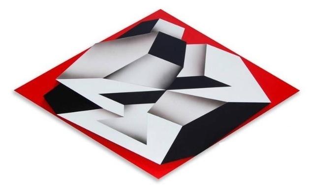 , 'Profunda superficie Rubí Zafiro,' 2015, Mark Hachem Gallery