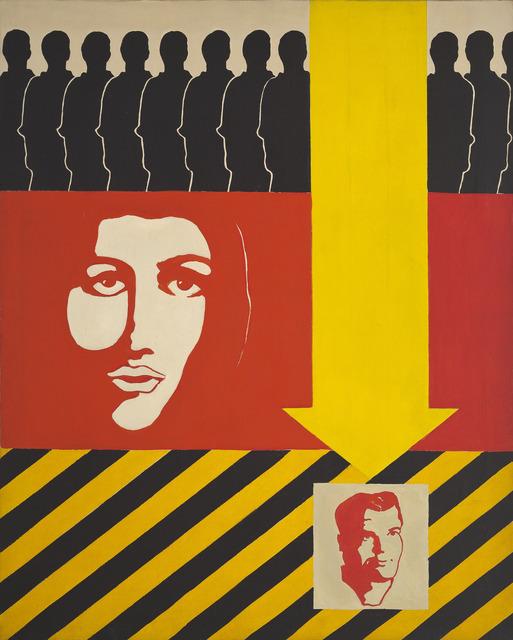 , 'Norma Suely x Wado,' 1968, Galeria Berenice Arvani