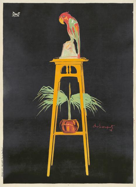 Charles Loupot, 'Parfums Naturels / Parrot.', 1916, Rennert's Gallery