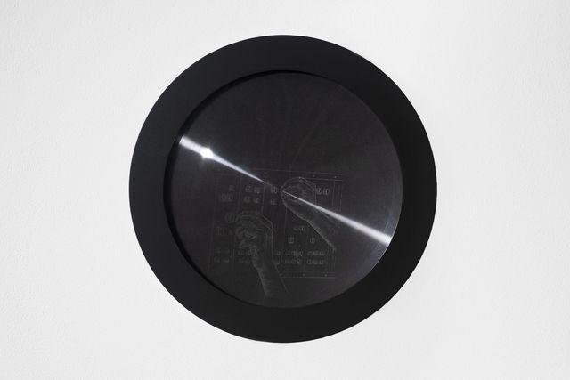 , 'She Recalibrates (Eliane Radigue),' 2018, Fridman Gallery