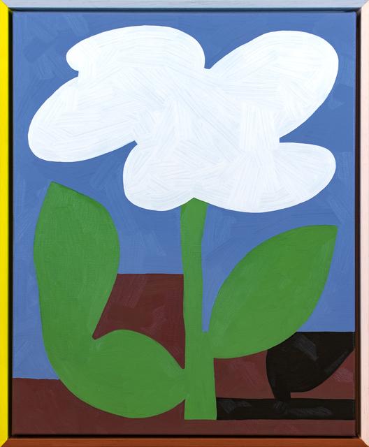 , 'Farmland Flower,' 2018, PUBLIC Gallery