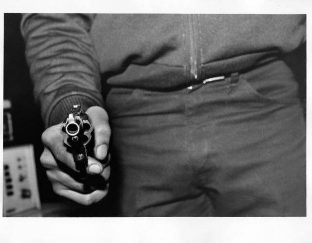 Robin Graubard, 'teen murder', ca. 1986, Photography, Vintage silverprint, Office Baroque