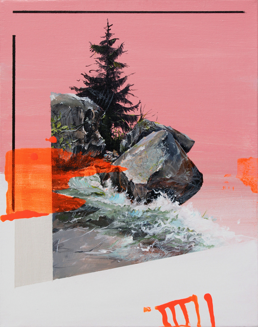 , 'Revisited II (Yosemite),' 2017, Alden Gallery
