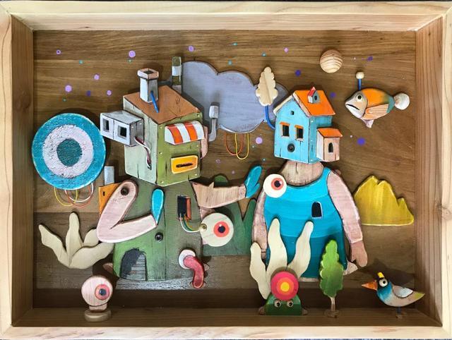 , 'Love Sign,' 2019, Art Seasons Gallery