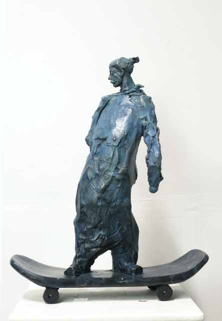 , 'Skateboarder,' 2005, Turner Carroll Gallery
