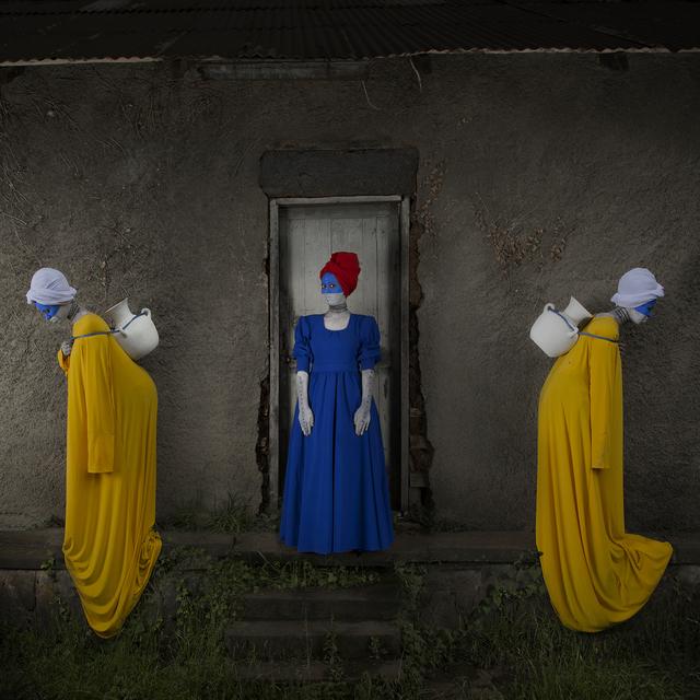 , 'Beside the door,' 2018, David Krut Projects