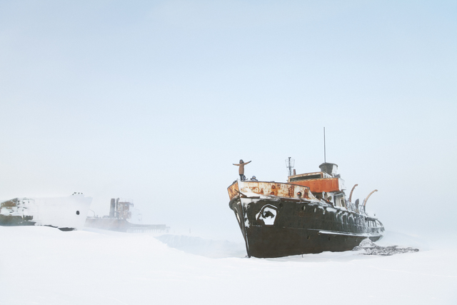 , 'Untitled, from the series Tiksi,' 2010, The Photographers' Gallery