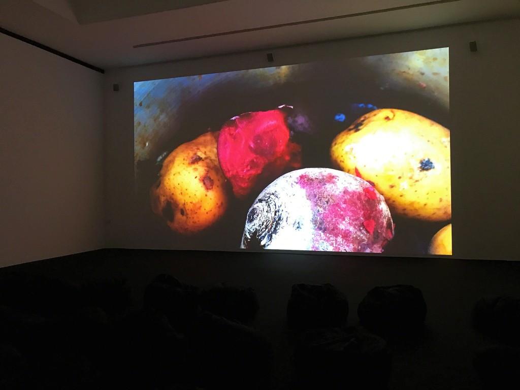 © Studio lost but found / VG Bild-Kunst, Bonn, 2018. Courtesy Douglas Gordon; olddognewtricks GmbH, Berlin; lost but found film limited, Edinburgh; moneypenny filmproduktion GmbH, Berlin and Gagosian.