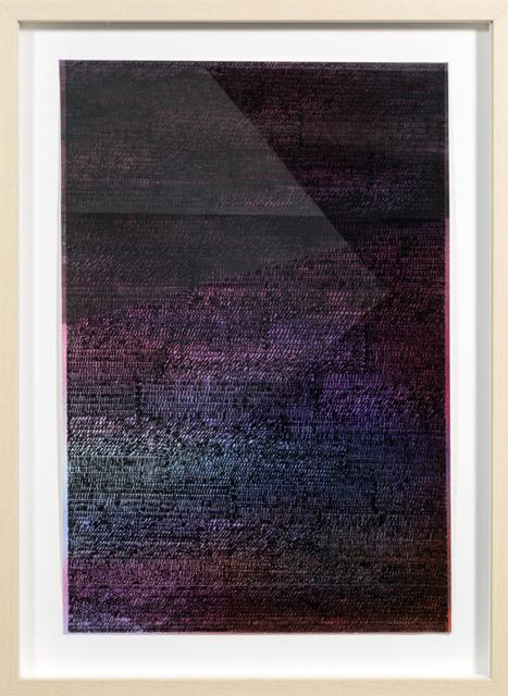 , 'Ecstatic Dark,' 2018, Pentimenti Gallery