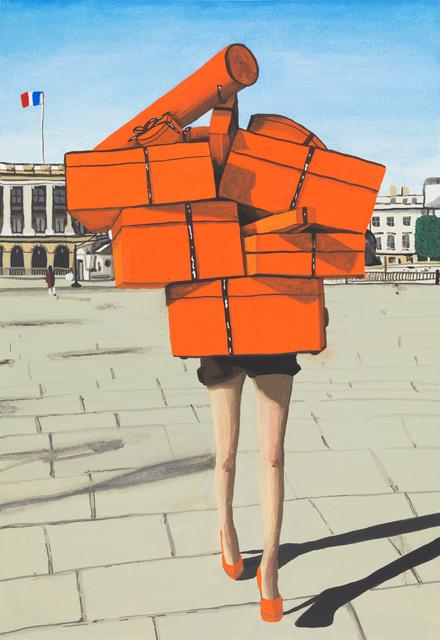 , 'Hermes Boxes,' , ArtStar