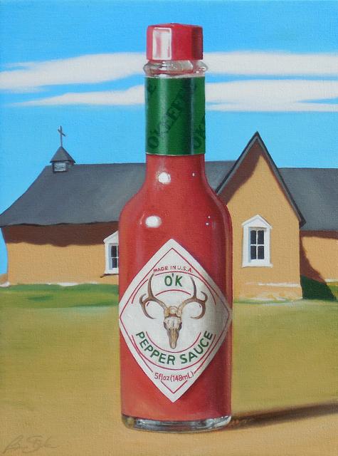 , 'O.K. Pepper Sauce,' 2015, Modern West Fine Art