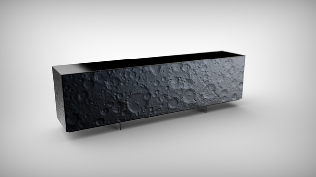 , 'Lunar Console Table, Edition of 5,' 2016, Edward Cella Art and Architecture
