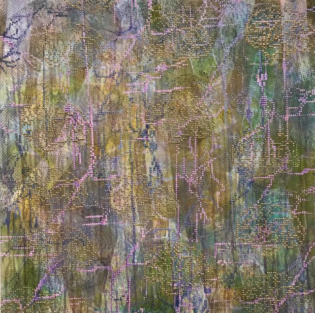 , 'Neurology,' 2017, George Billis Gallery