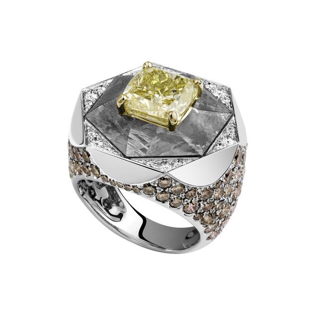 , 'Météorite Ring,' , Lorenz Bäumer Paris