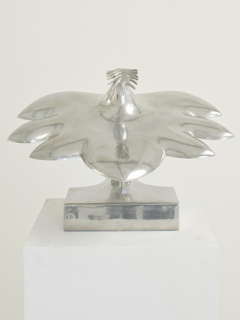 , 'Ohne Titel (Blattähre),' 2003, Galerie Elisabeth & Klaus Thoman