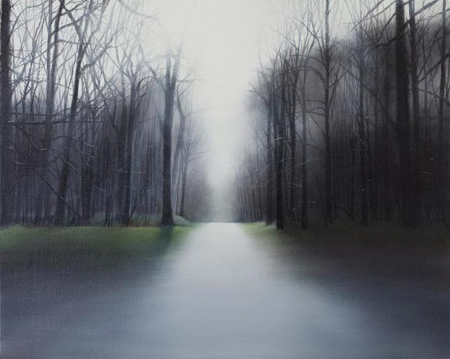 , 'Road to the chateau ,' 2018, Kultproekt
