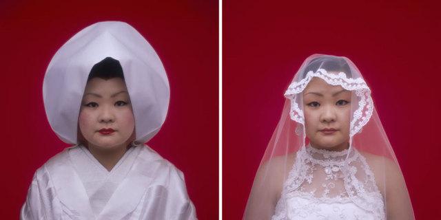 , 'Bride (24 + 23),' 2007, ROSEGALLERY