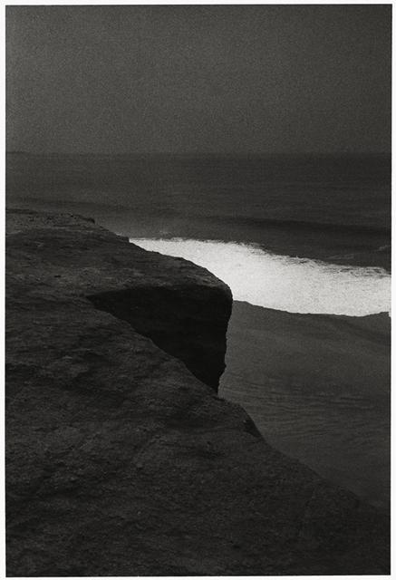 Paulo Nozolino, 'Broken Wave, Sagres ', 1984, Galerie Les filles du calvaire