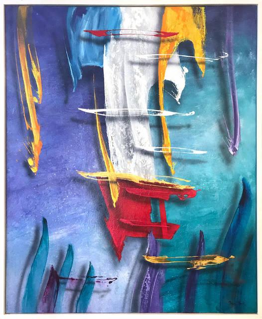 Ben Stack, 'White Rain', Wentworth Galleries